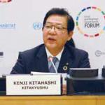 国連ハイレベル政治フォーラムでの発表